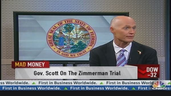 Gov. Rick Scott: Obamacare is a disaster for US