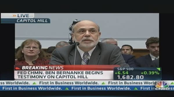 House hearing: Bernanke testifies on US economy