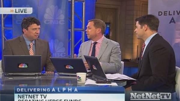 Delivering Alpha: NetNet TV debate