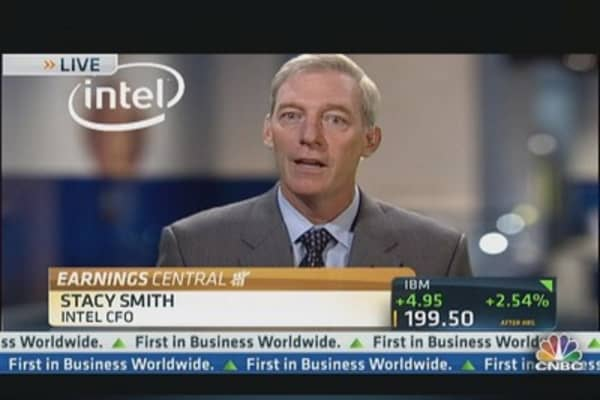 Intel CFO: PC market is reinventing itself