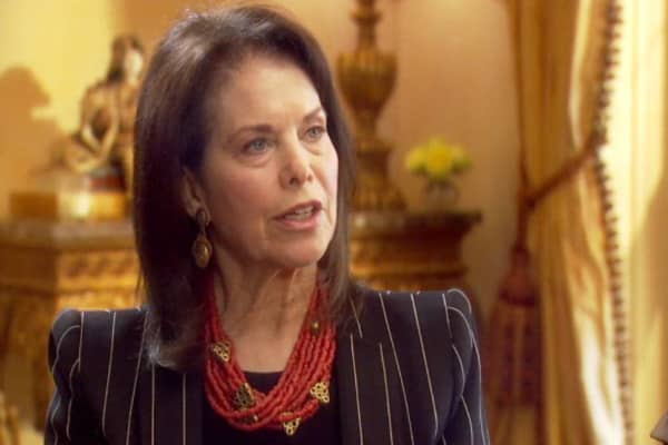 CNBC Meets: Sherry Lansing, part one