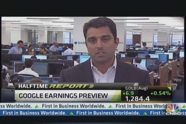 Expect Google stock to top $1,000: Pro