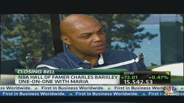 Charles Barkley: Jury Was Right to Acquit Zimmerman