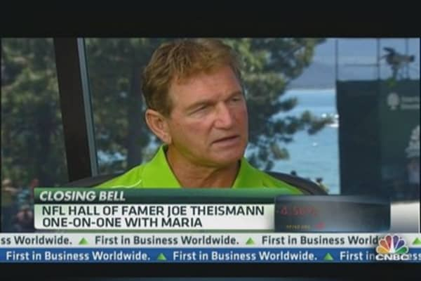 Joe Theismann: 'Safety is important at every level'