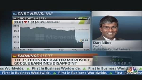 Microsoft 'on the wrong side': Dan Niles