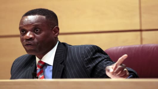 Detroit's Emergency Manager Kevyn Orr