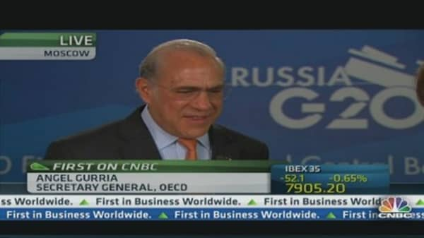 OECD's Gurria: tax avoidance is a global issue