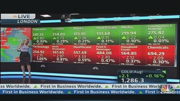 Global Markets: Weak earnings weigh on stocks