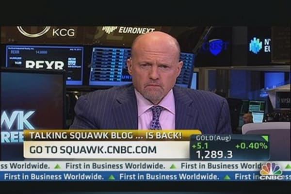Cramer's stocks to watch: GE & Detroit