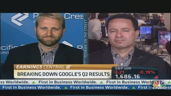 Breaking down Google's Q2 results