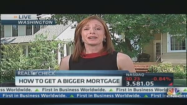 How to get a bigger mortgage