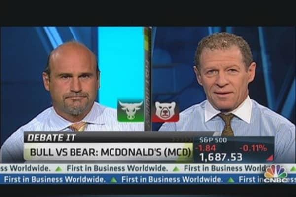 Bull vs. Bear: MCD