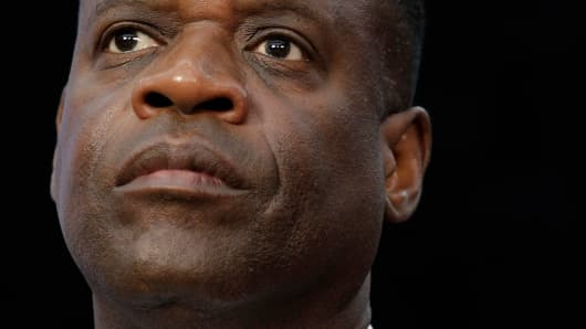 Kevyn Orr, emergency manager for the city of Detroit
