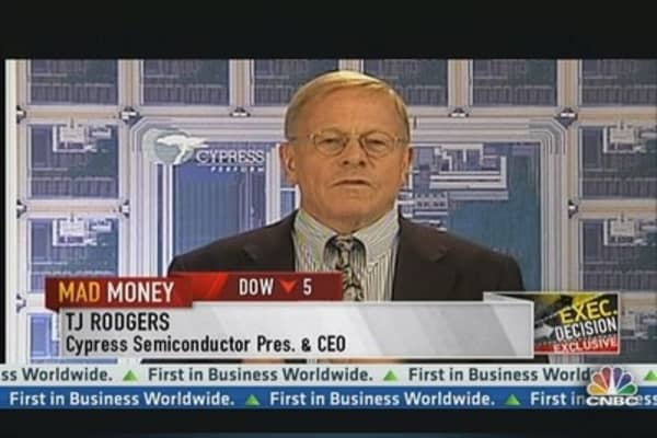 Cypress CEO: Working with Tesla