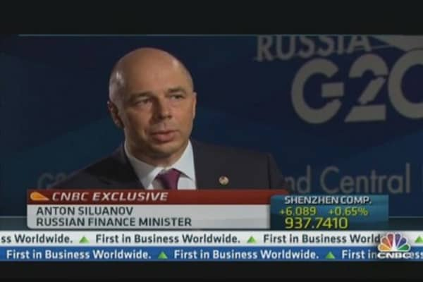 Russian fin min: privatizations remain key