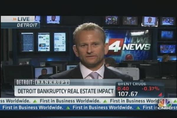 Detroit real estate market picks up