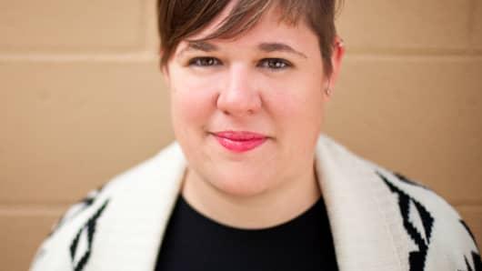 Detroit SOUP's Amy Kaherl.