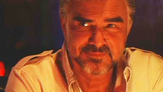 "Burt Reynolds in ""Boogie Nights."""