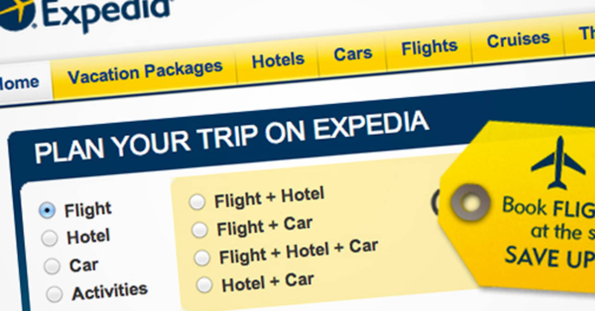 Expedia Travelocity Deal Could Be A Bad Trip For Consumers
