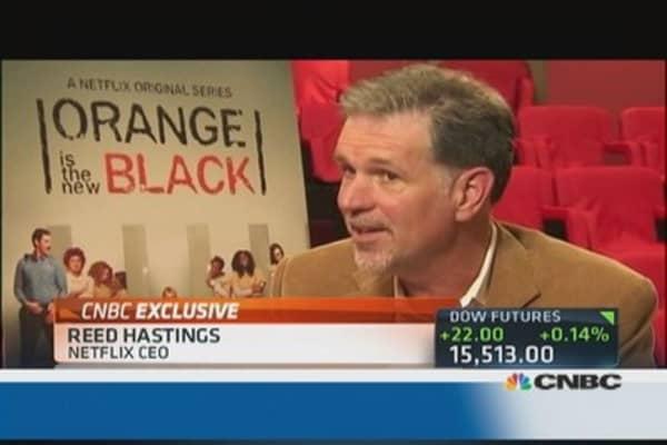 Hastings talks content