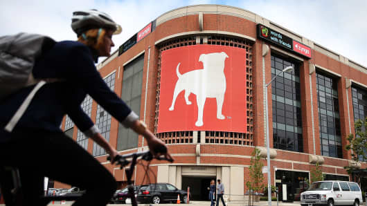 Zynga headquarters in San Francisco.