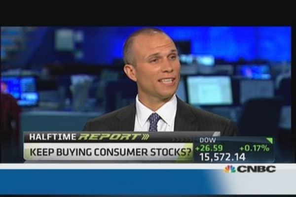 Value in 2 top consumer stocks: Pro