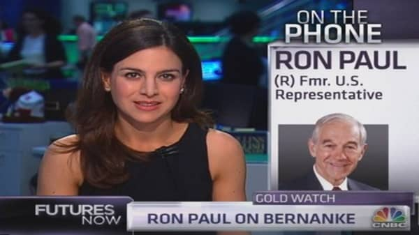 Ron Paul: Why Detroit bankruptcy is good for gold