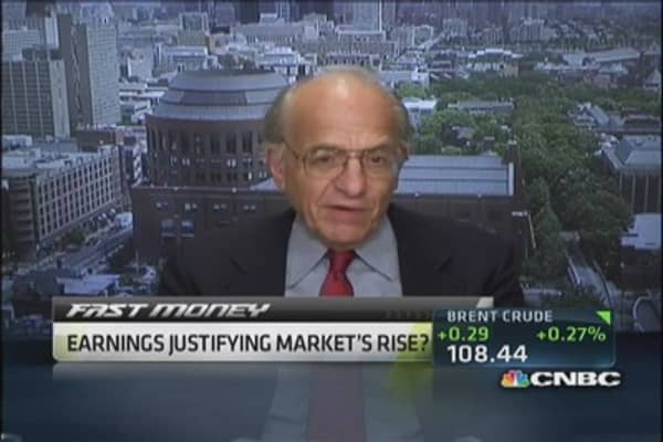Jeremy Siegel: Earnings growth bullish
