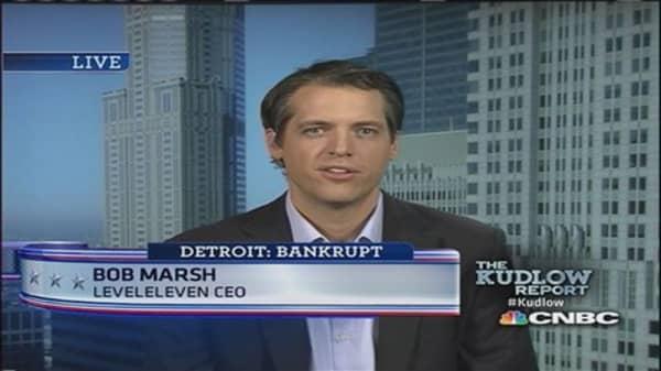 Reinvesting in Detroit