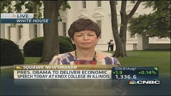 President Obama's economic road map