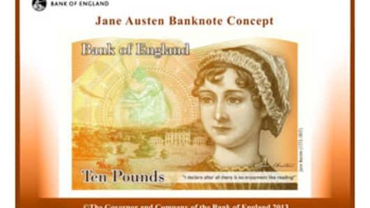 Jane Austen Large Concept Image
