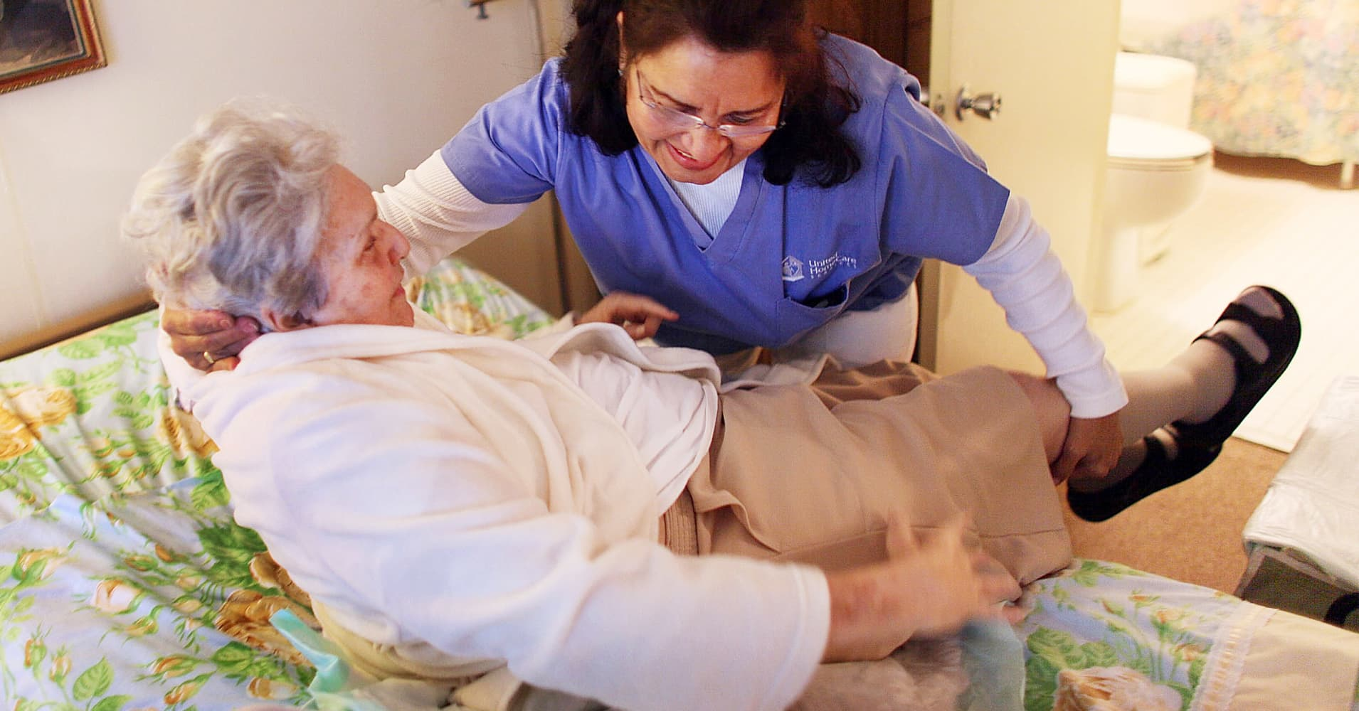 New incentives for hospitals are improving quality of care for patients at home