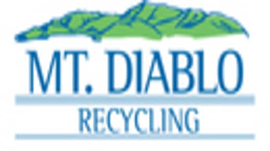 Mt. Diablo Recycling Logo