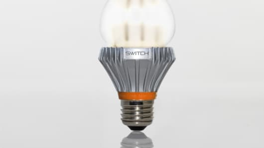 How many consumers does it take to design a light bulb?