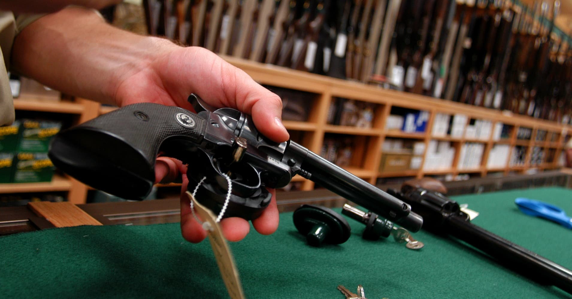 Funds managing $4.8 trillion press the firearm industry to accept new principles on gun safety