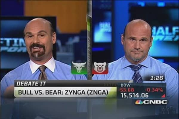 VMWare & debating Zynga