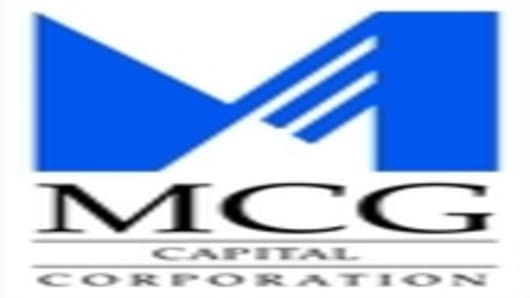 MCG Capital Corporation Logo