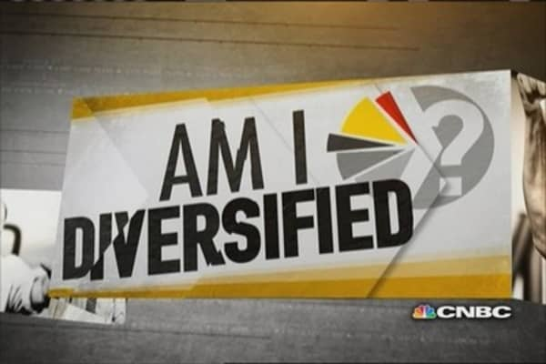 Are you diversified? Cramer's call!