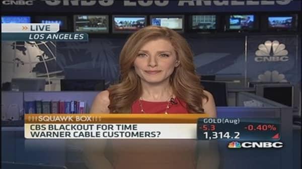 CBS & Time Warner extend negotiating deadline