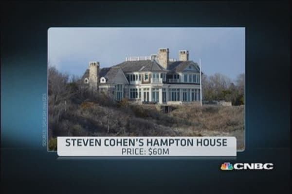 Steve Cohen's Hamptons impact