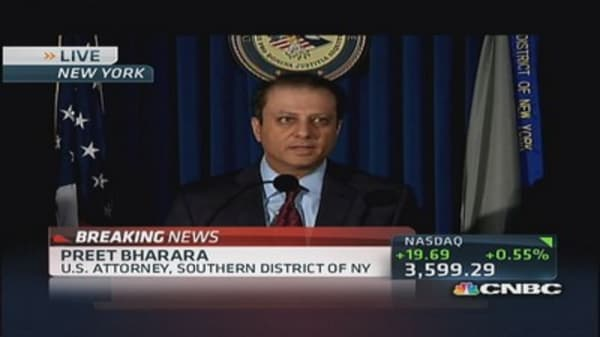 Bharara on SAC: Illegal trading spanned a decade