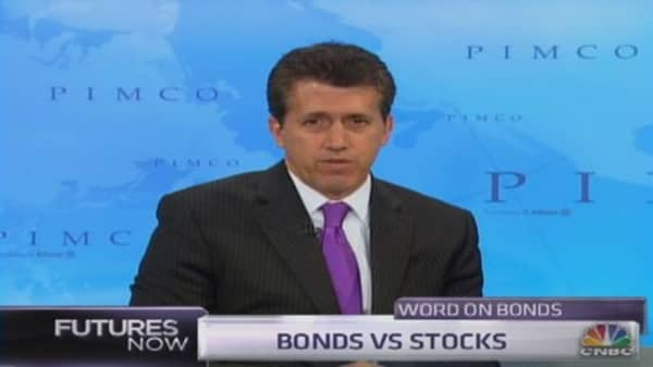 'Bond Storm over: Pimco