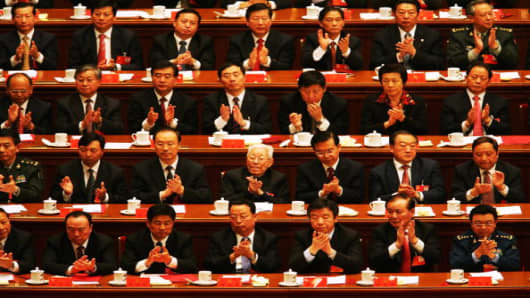 China's congress