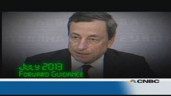 Has Draghi done 'whatever it takes'?