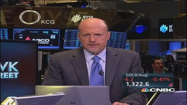 Cramer's Stocks to Watch: SFD, SBUX, GILD