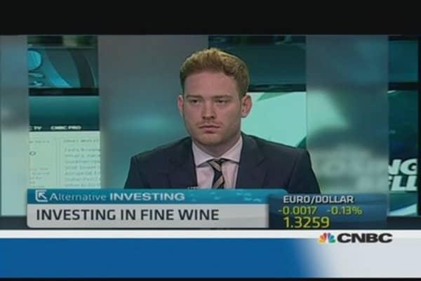 China-EU clash over wine just 'political posturing'
