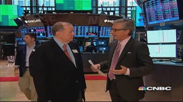 90 Seconds with Art Cashin: 'Fireworks next week'