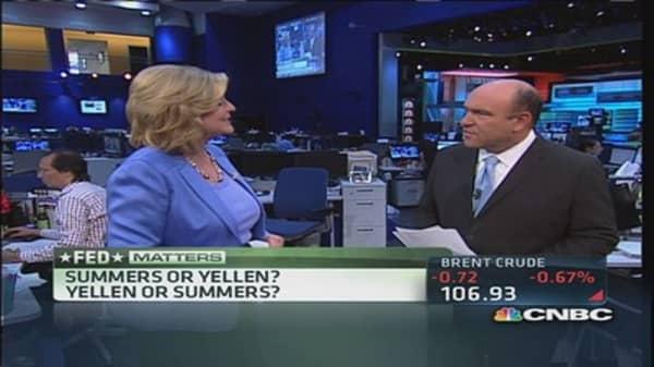 Battle for Bernanke's seat