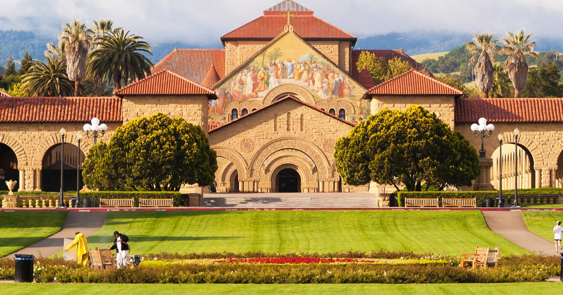 Stanford College Tour
