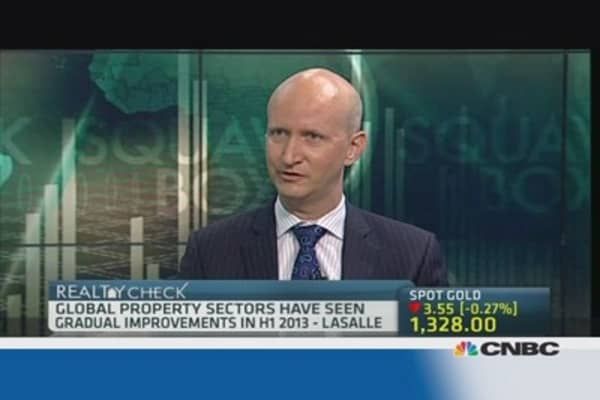 Asia still attracting inflows into real estate: LaSelle